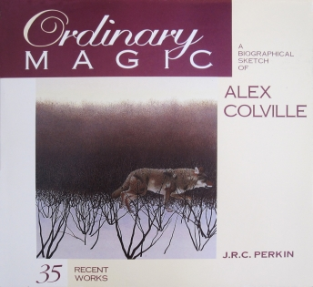 Ordinary Magic, A Biographical Sketch of Alex Colville