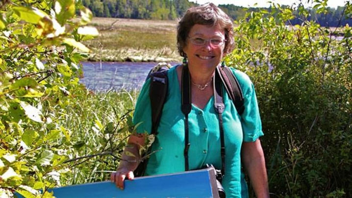Painter Joy Laking is one of the organizer's of a new realist art show set for 2014 at the Dalhousie Art Gallery.